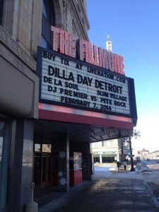 dilla day marquee