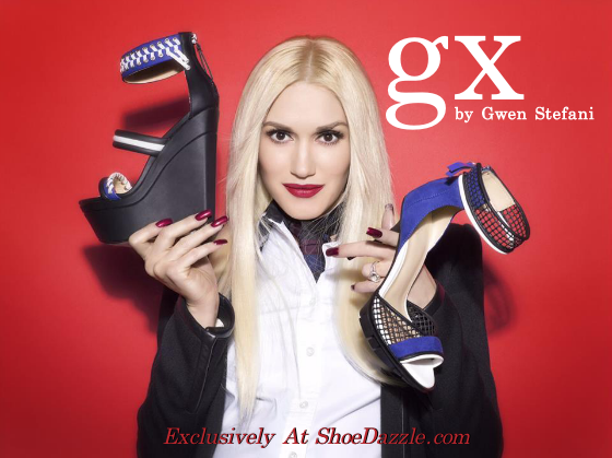 GwenStefani, Gxbygwenstefani, shoedazzle, springcollection