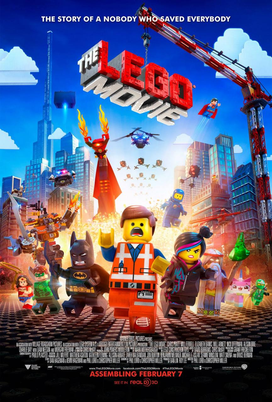 hr The LEGO Movie 101