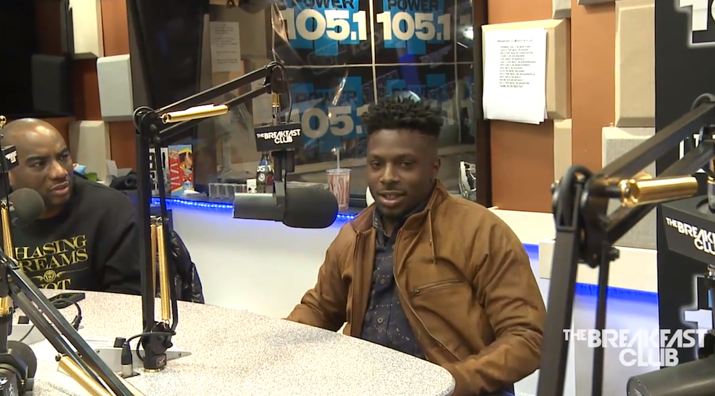 Isaiah Rashad The Breakfastclub power 105