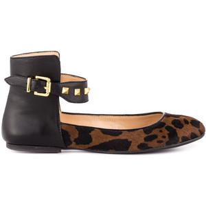 Jessica Simpson Munney Ankle Strap Flats