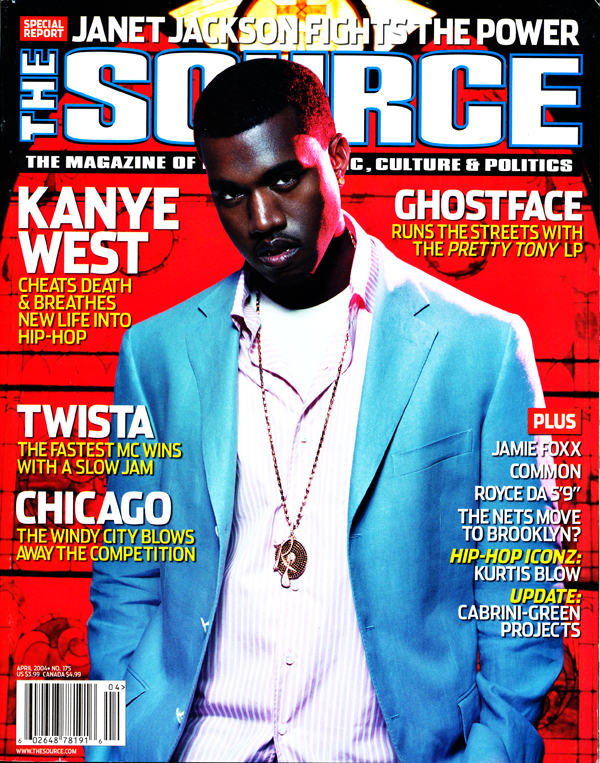 Kanye West\'s April 2004 Cover Story - Page 3 of 4 | The Source