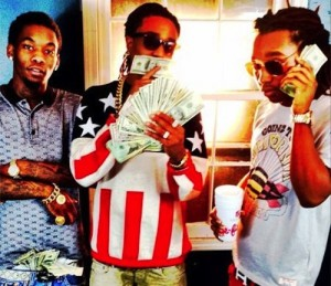 """Migos Releases New Track """"Just Wait On It"""" Produced By Zaytoven"""