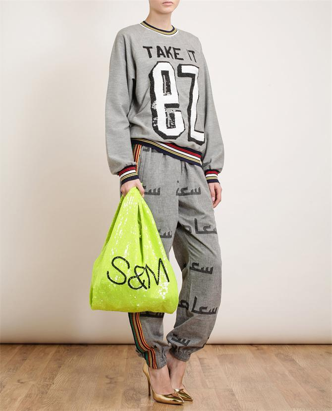 Ashish S M Ping Bag Streetstyle The Source Magazine Her Vices