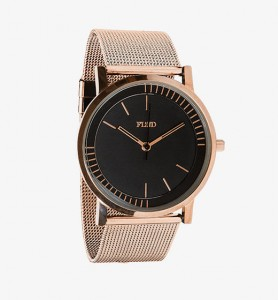 flud watches, her source vices, rose gold, time pieces,