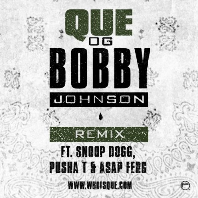 Snoop Dogg,Asap Ferg, Que, Pusha T, Remix