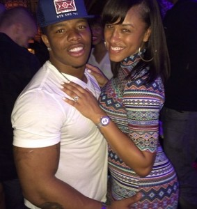 ray rice girlfriend fiancee janay palmer.jpgw550h582 283x300