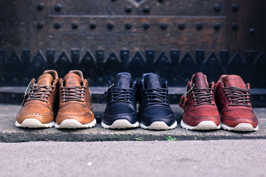 766b703a945 ... Reebok Restores The Classic Leather Lux ...
