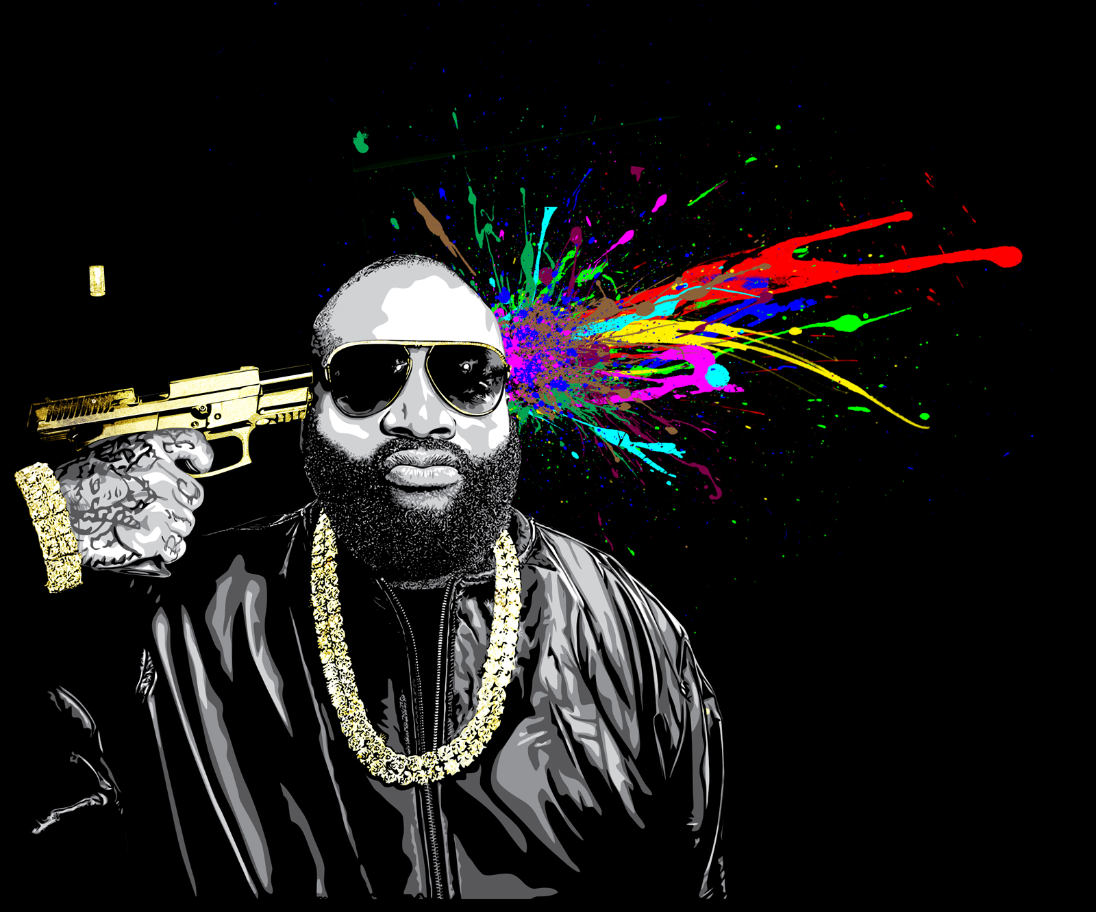 Rick Ross Mastermind 10 things taught us