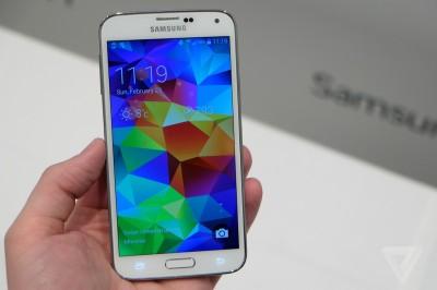 Samsung, S5, Phone, New, April, Fingerprint