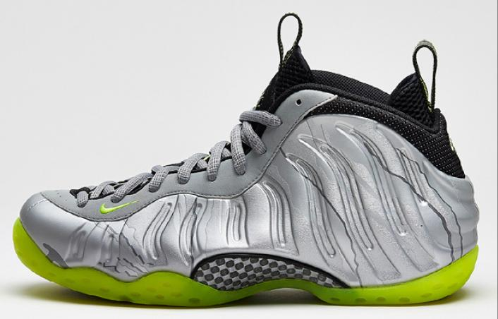 """new styles 46fb5 6a71c Nike Air Foamposite One PRM """"Silver Camo"""" (Detailed Images)"""