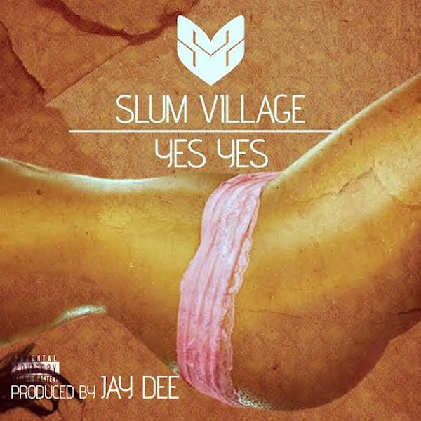 slum village yes yes prod by jay dee album cover