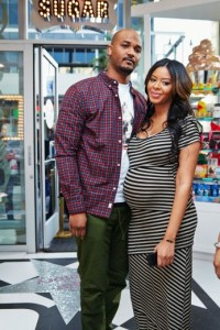 Vanessa Simmons & Mike Wayans-The Source