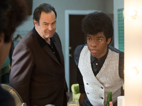 Chadwick Boseman, godfather, soul, james brown, get on up