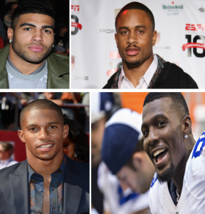 15 Hottest Football PLayers