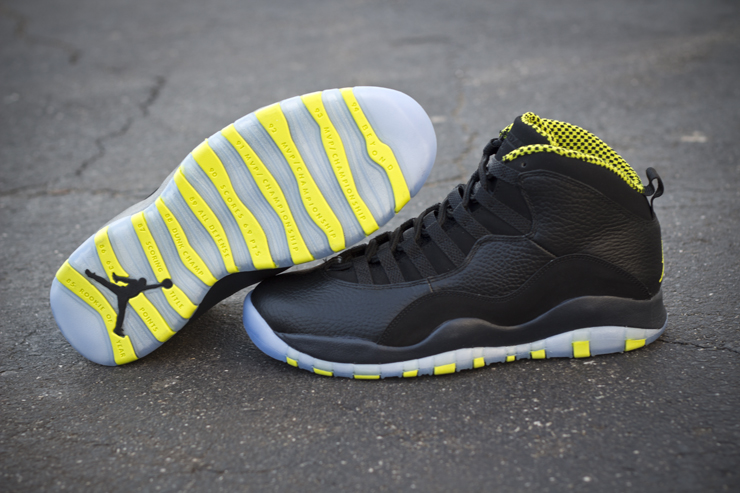 the best attitude e813e 92d4b Sneaker of the Day: The New Air Jordan 10