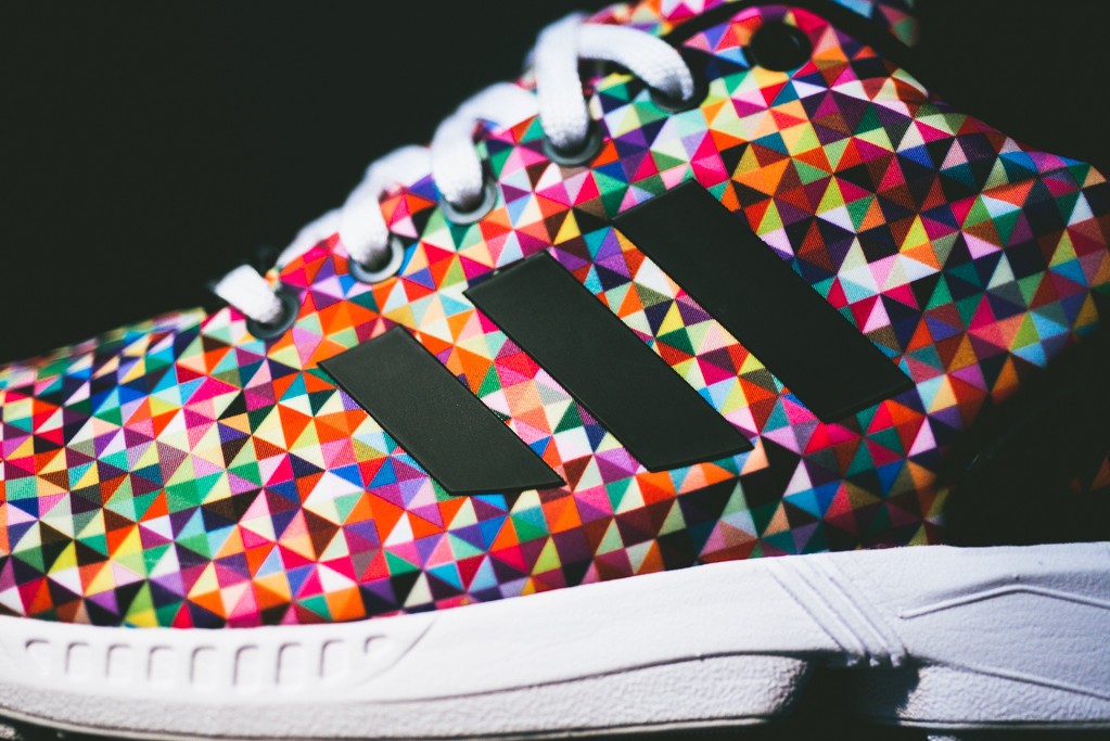 Adidas Flux Colorful