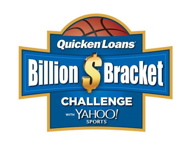 Warren Buffet,1 billion Dollars,NCAA,March Madness,Quicken Loans