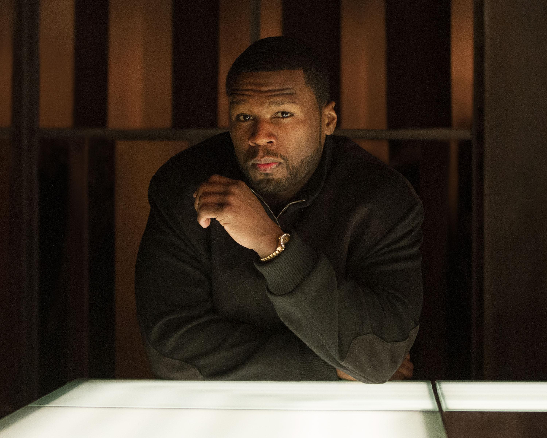 Curtis 50 Cent Jackson Executive Producer on POWER