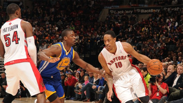 DeMar DeRozan, NBA, Raptors, Warriors, Toronto