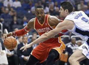 Dwight Howard, Rockets. NBA, Magic, Houston