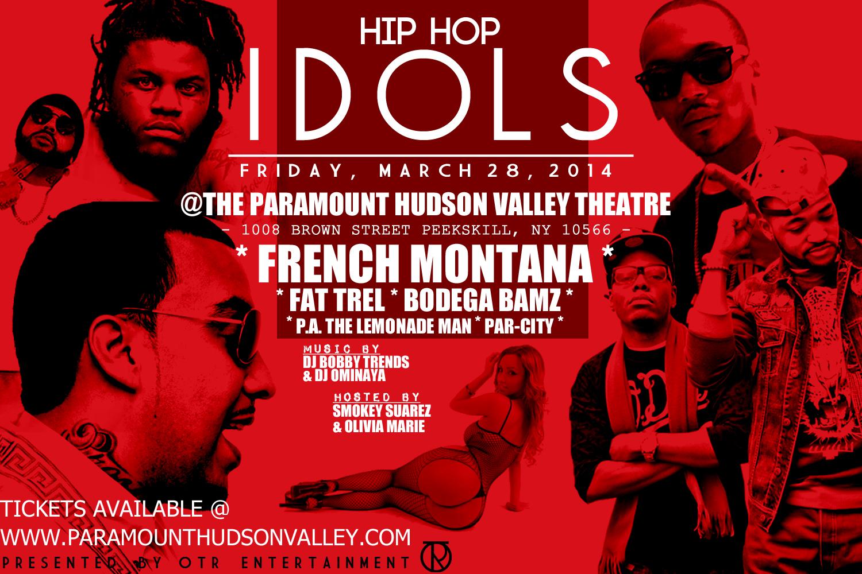 French Montana Fat Trel Par City Flyer copy