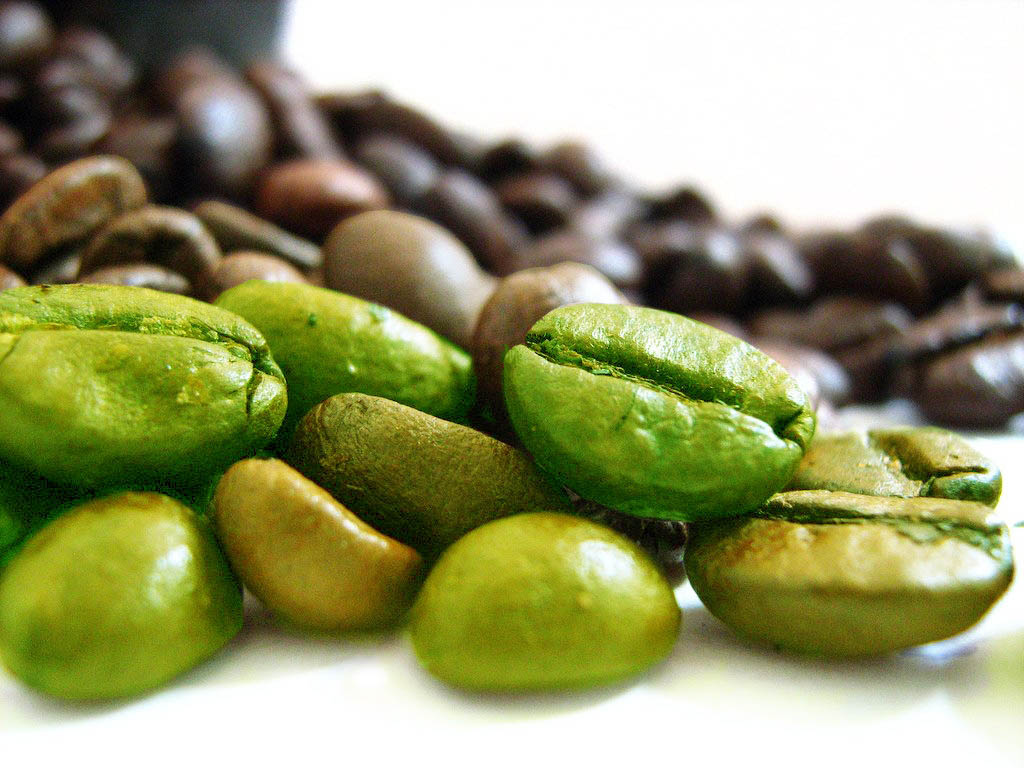 Green Coffee Beans 54655