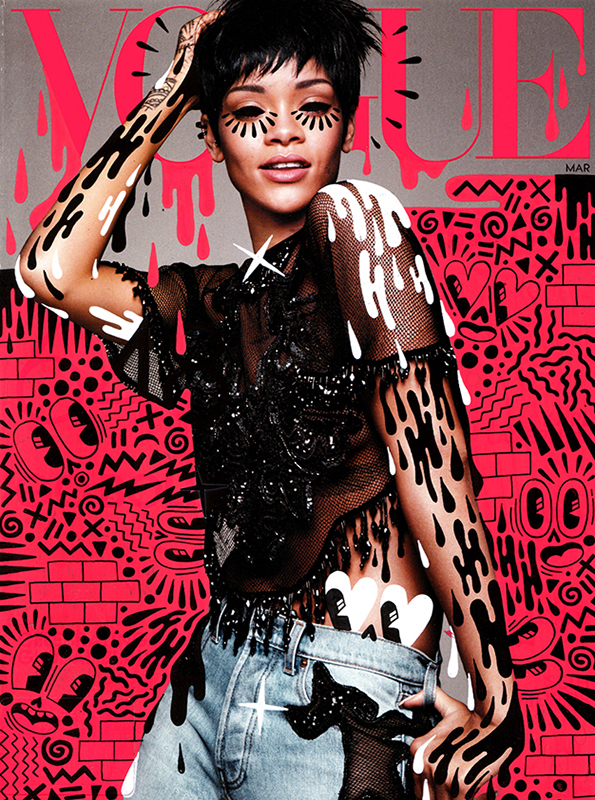 Hattie stewart 39 doodlebombs 39 beyonce rihanna and more for for Design art magazine