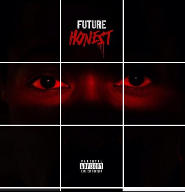 Future Honest Album Cover 2012 Album Art