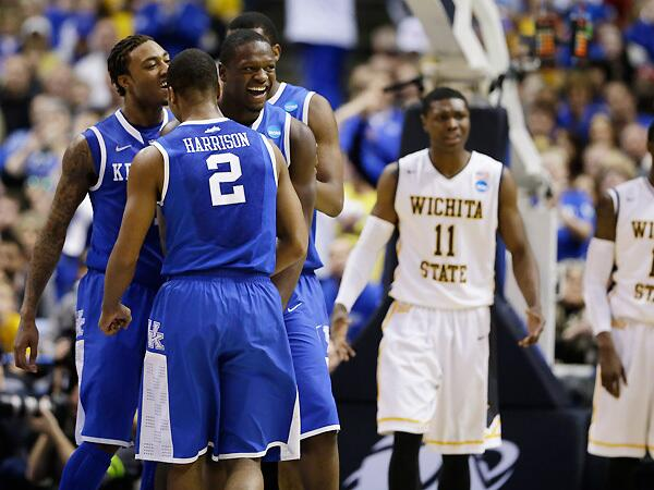 Kentucky, Shockers, NCAA, March Madness, Sweet 16