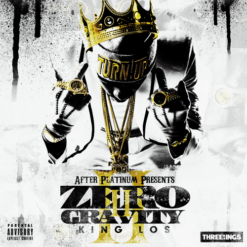 King Los Zero Gravity 2 front large