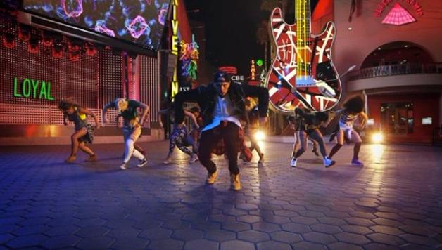 Chris Brown Loyal Fashion Style