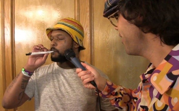 Narwuar, schoolboy q, SXSW, Man of the year, Video