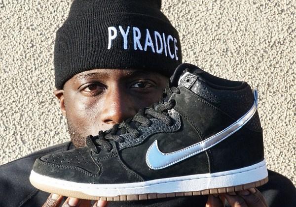 Nigel Sylvester x Nike SB Dunk High SOMP