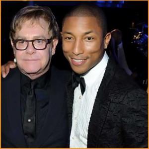 Pharrell-Williams-Elton-John