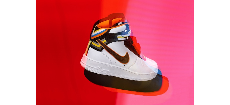 watch 6234a f2907 Check Out Nike x Riccardo Tisci R.T. Air Force 1 Collection. haleemakhan.  March 17, 2014