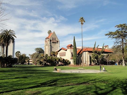 San José State University   DSC03875