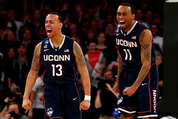 Shabazz Napier, NCAA, Final Four, March Madness, UConn