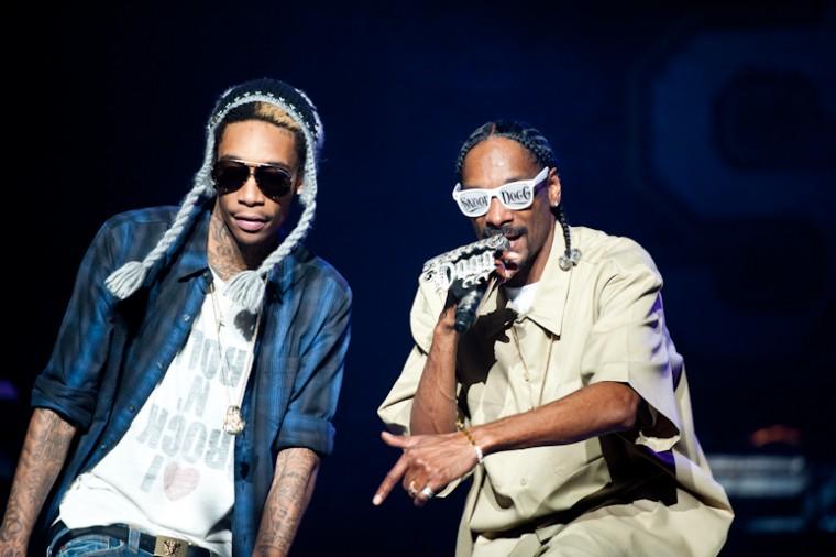 Snoop Dogg Wiz Khalifa
