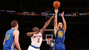 Steph Curry, NBA, Knicks, MSG, Warriors