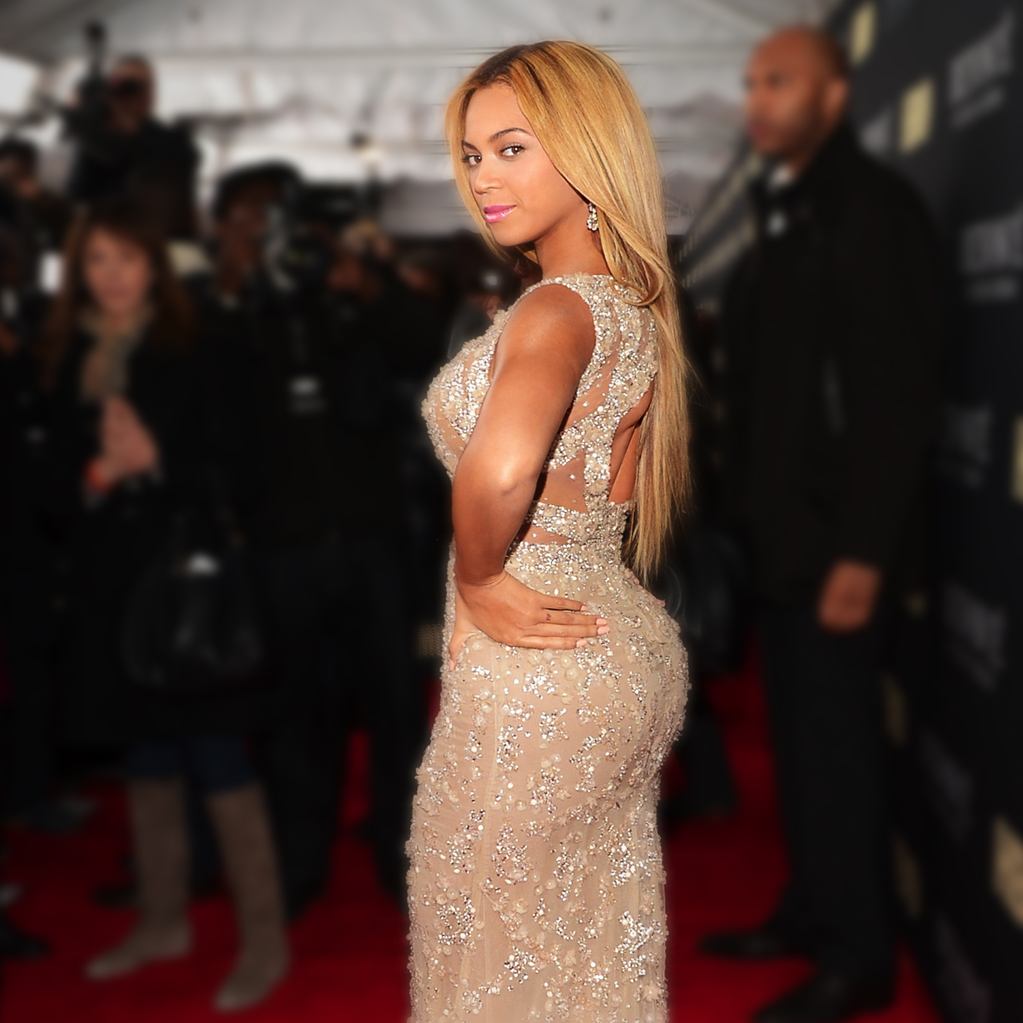 Is Beyonce S Butt Real 63