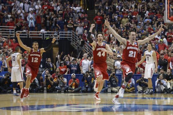 Wisconsin, Final Four, NCAA, March Madness, Arizona