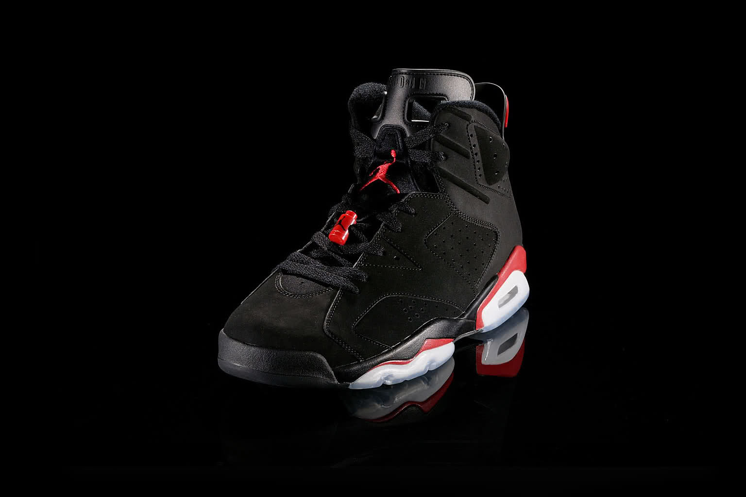 air jordan 6 black infirared 3