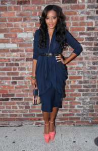 Angela Simmons, olcay gulsen shoes, fashionbombdaily, the source, hersource vices, hersource, russell simmons, jojo simmons,