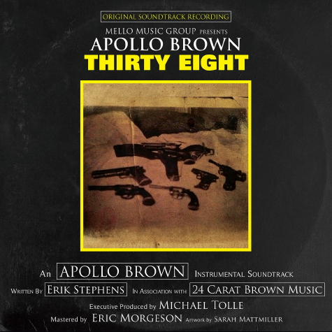 He's Not Sway But Apollo Brown Has