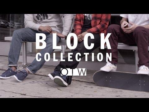 Van OTW, Prescott, Tesella, Bedford, Block Collection, Spring 14, Los Globos, Los Angeles, California