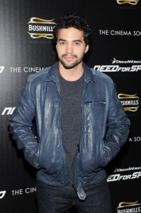 Actor Ramon Rodriguez attends DreamWorks Pictures' 'Need For Speed' screening hosted by The Cinema Society and Bushmills on March 11, 2014 in New York City