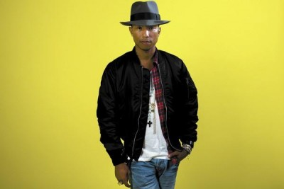 happy Pharrell