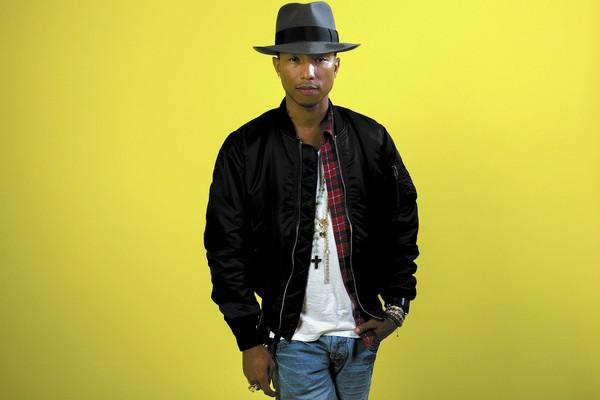 Pharrell Williams Announces Partnership With The United ...