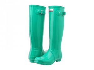 Hunter boots, streestyle, rain boots, her source vices, st. patricks day, holiday,